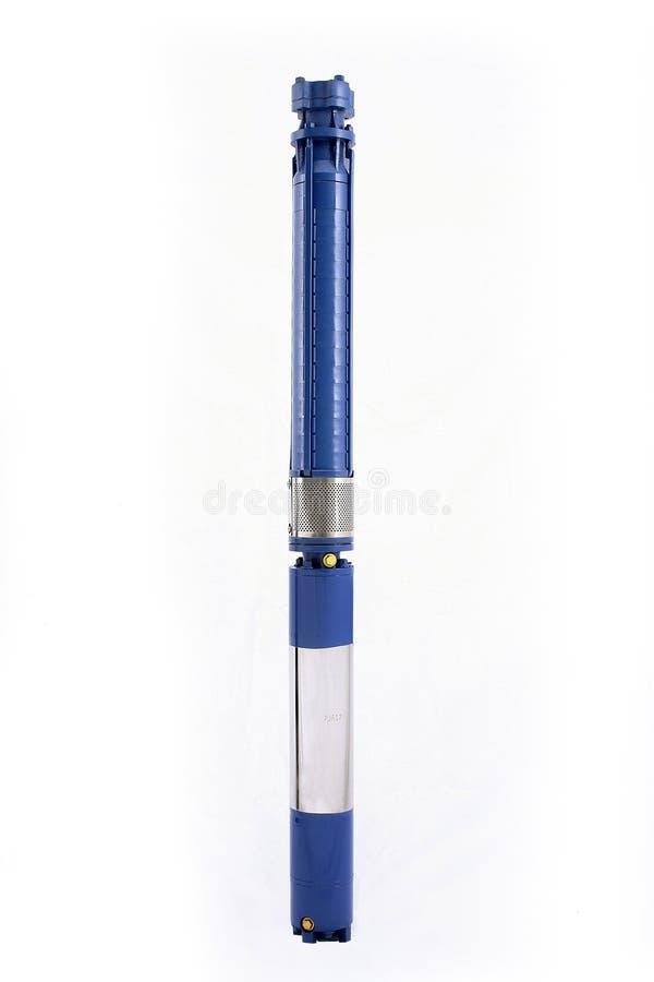 Pompe submersible photographie stock libre de droits