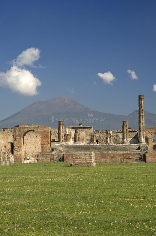 Pompei royalty-vrije stock foto's