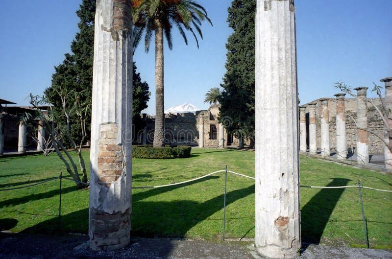 Pompei, Italië royalty-vrije stock foto