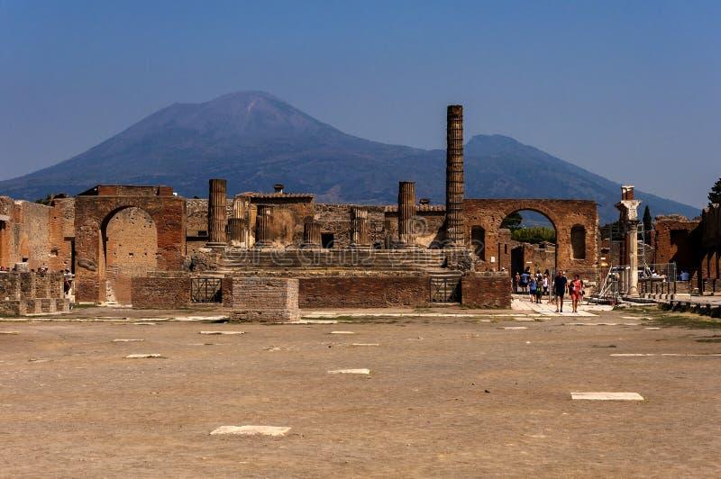 pompeii fotos de archivo