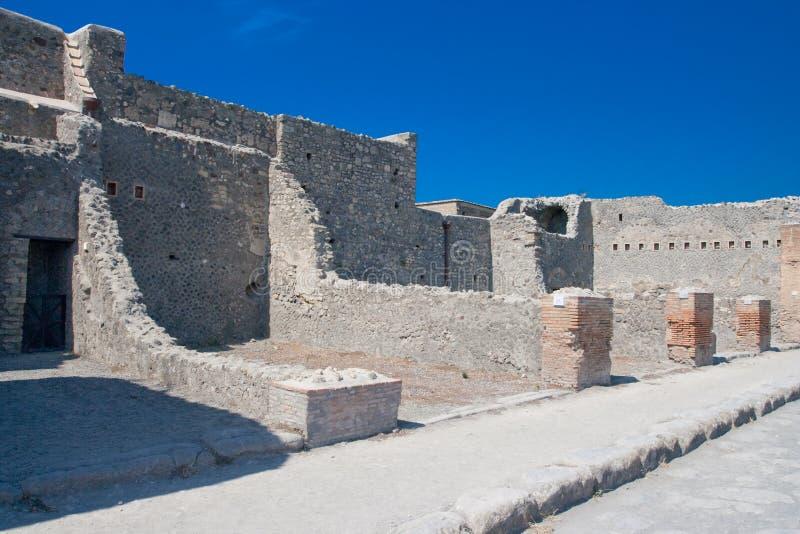 pompeii стоковые изображения rf
