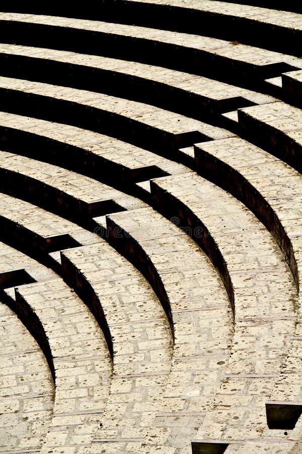 Pompeii imagem de stock