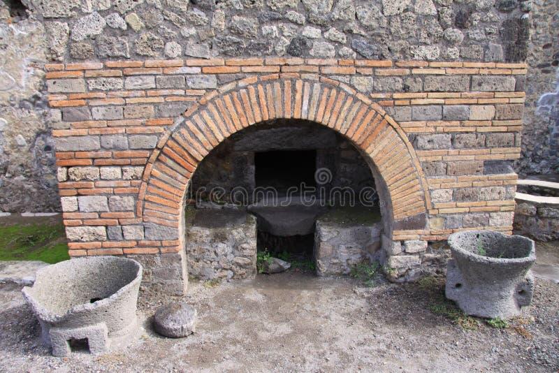pompeii fotografia de stock