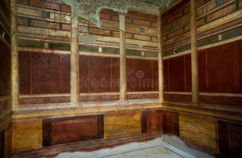 Pompeii, Italy royalty free stock photography