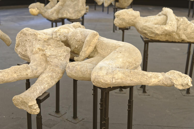 Pompeii ofiary obrazy stock