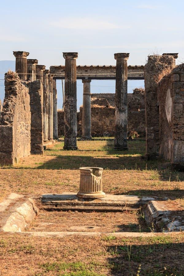 Free Pompeii Ruins Stock Photo - 25551820