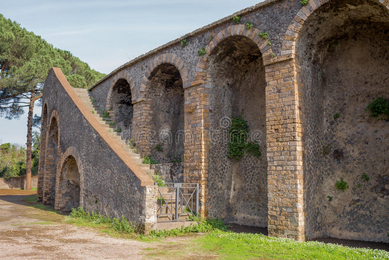 Download Pompeii Ruins Amphitheater  - Italy Editorial Image - Image: 83709740
