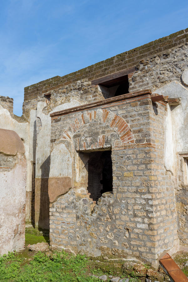 Download Pompeii Ruins Amphitheater  - Italy Editorial Stock Image - Image: 83709774