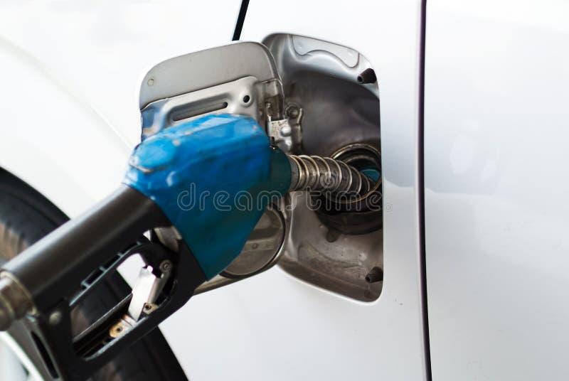 Pompes à essence photos stock