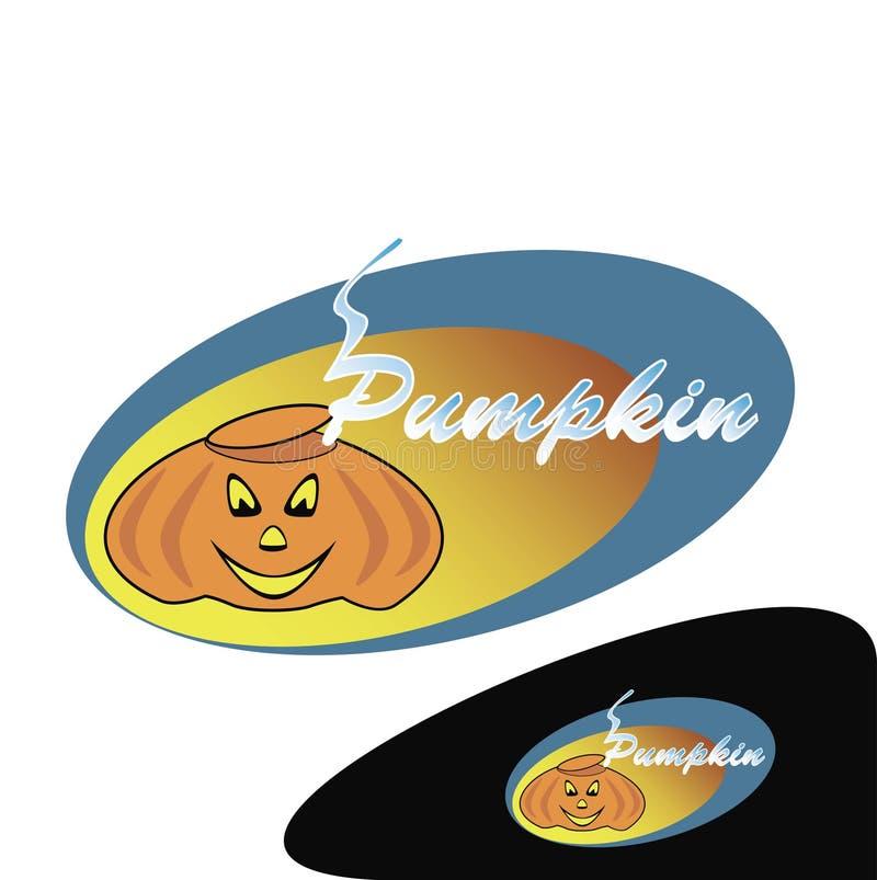 Pompoen vector illustratie