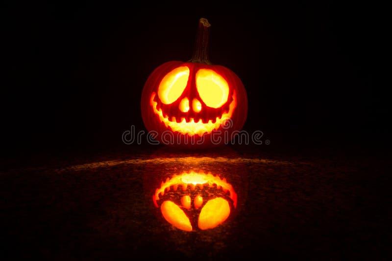Pompoen Halloween stock afbeelding