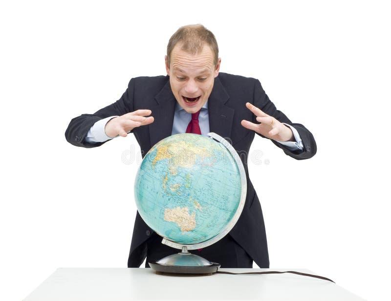 pomyślność globalna obraz royalty free