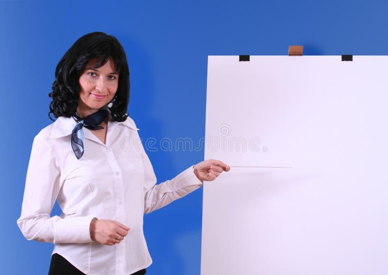 pomysł prezentacji zdjęcia stock