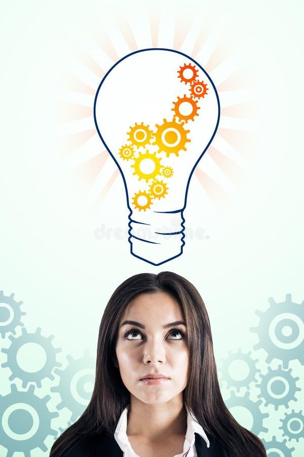Pomys? i innowaci poj?cie zdjęcia royalty free