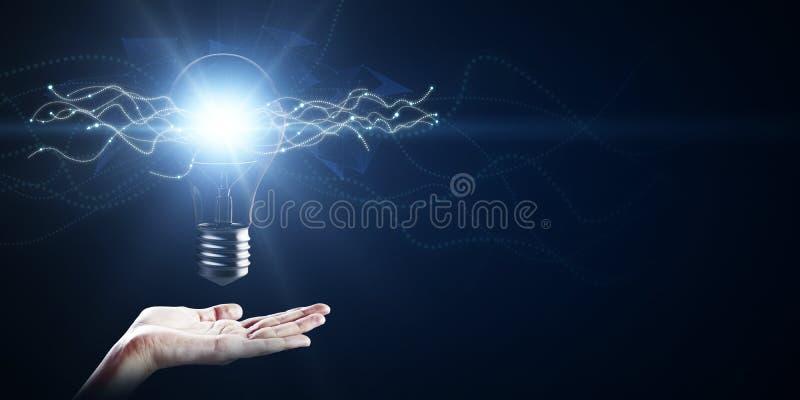 Pomys? i innowaci poj?cie fotografia stock