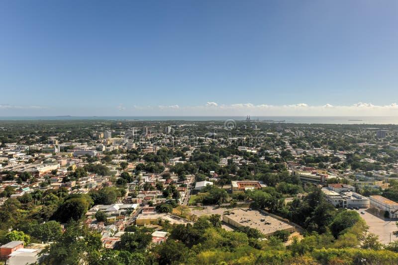 Ponce, Puerto Rico fotografía de archivo libre de regalías