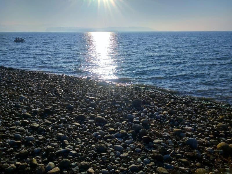 Pong Lake arkivfoton