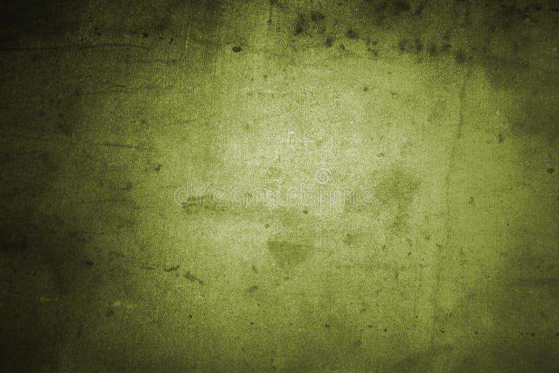 Ponga verde Grunge libre illustration
