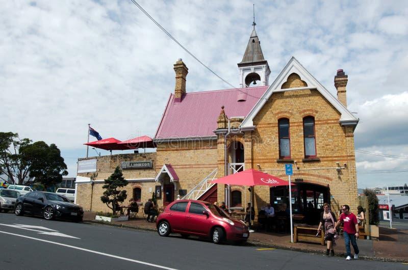 Ponsonby Auckland Nuova Zelanda NZ NZL fotografia stock libera da diritti
