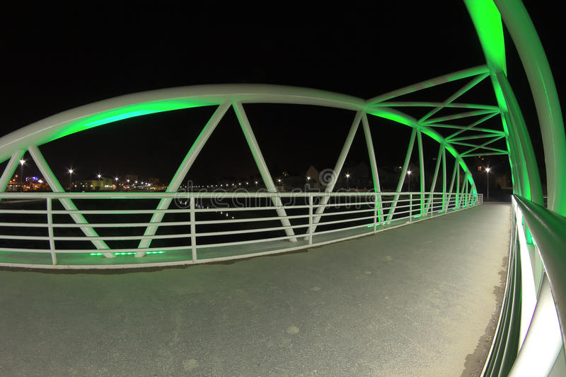 Pont abstrait photographie stock