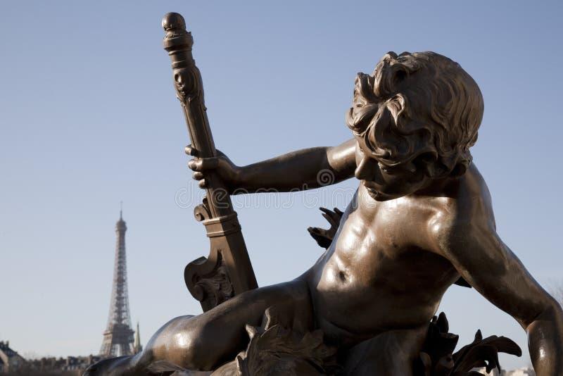 Download Pont Alexandre III Bridge, Paris Stock Photo - Image: 23531606
