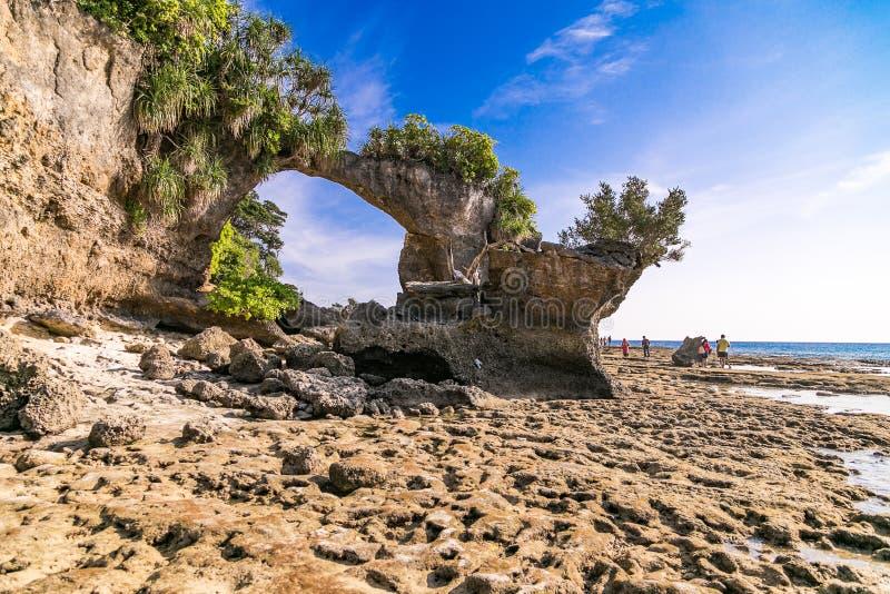 Pont d'île de Neills image libre de droits