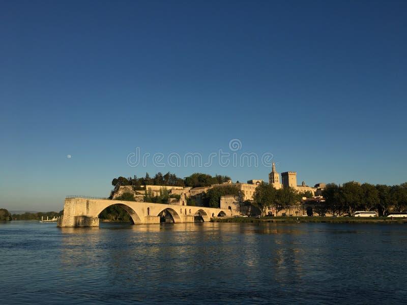 Download Pont d'Avignon stock photo. Image of rhone, bridge - 90313180