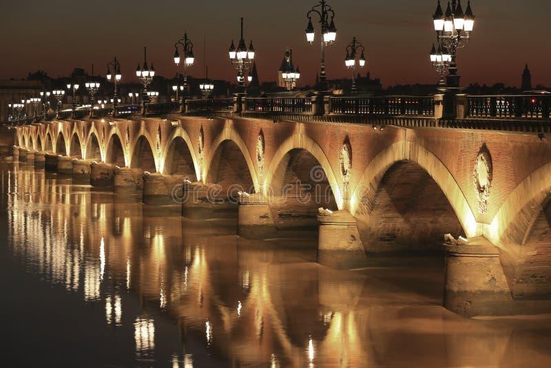 Pont de皮埃尔桥梁 免版税图库摄影