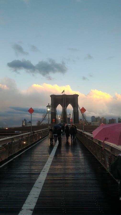 Pont de Brookyln photographie stock libre de droits