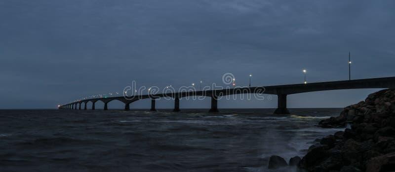 Pont de confédération photo libre de droits