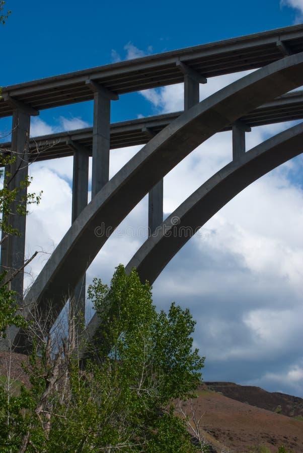 Pont de Fred G Redmon image stock