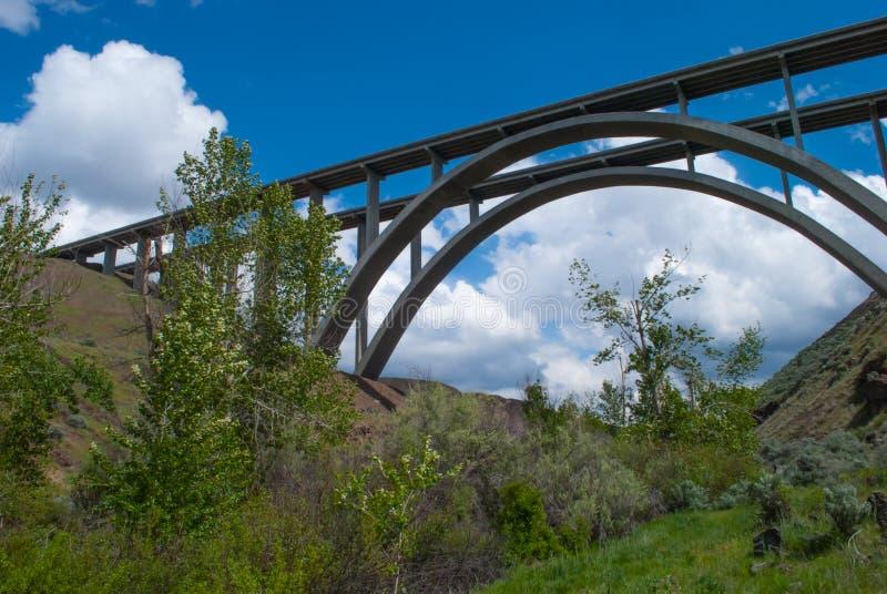 Pont de Fred G Redmon photos libres de droits