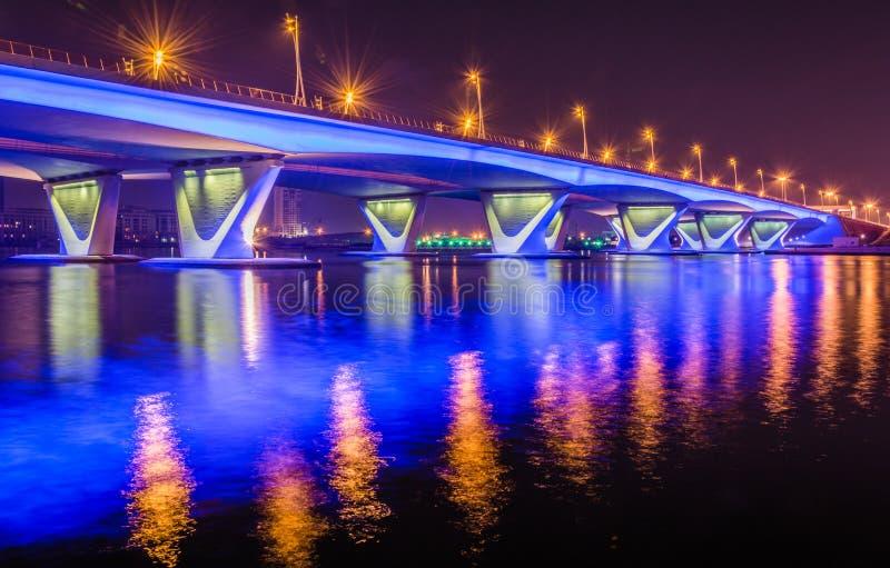 Pont de Garhoud photos stock