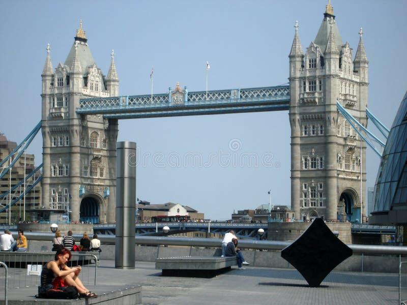 Pont de Londres, R-U - Londres photos libres de droits