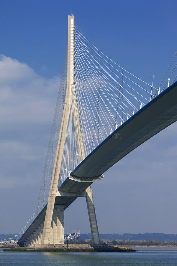 Pont De Normandie photos libres de droits