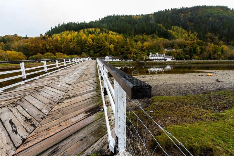 Download Pont De Péage De Penmaenpool, égalisant Image stock - Image du fleuve, wooden: 77162439