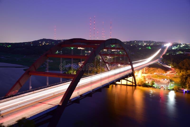 Pont de Pennybacker image stock