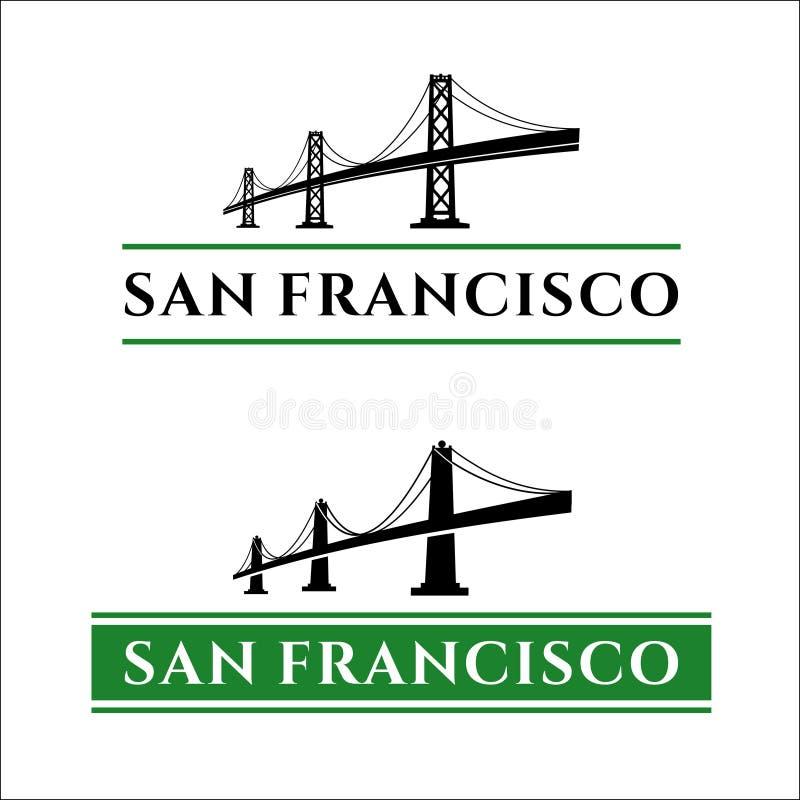 Pont de San Francisco photo libre de droits