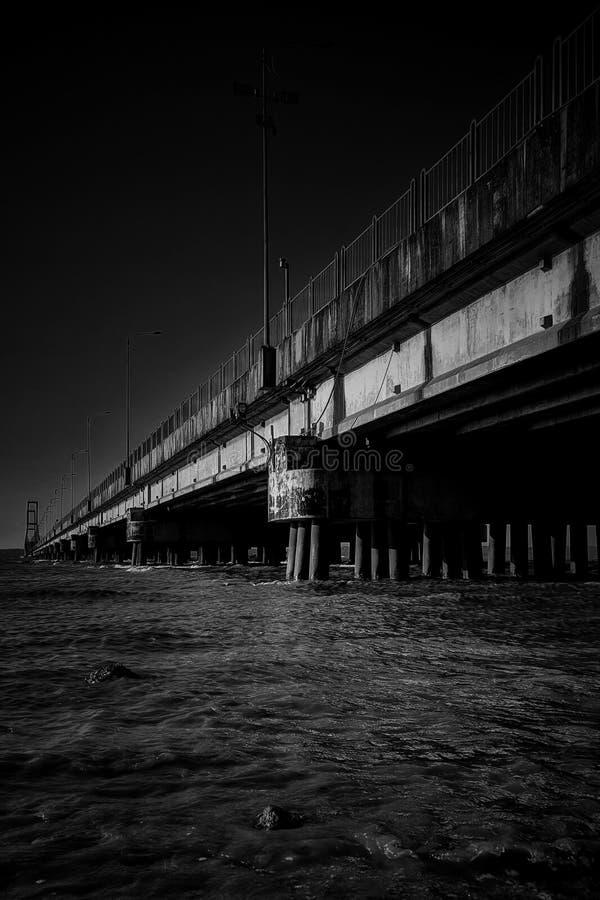 Pont de Suramadu image libre de droits
