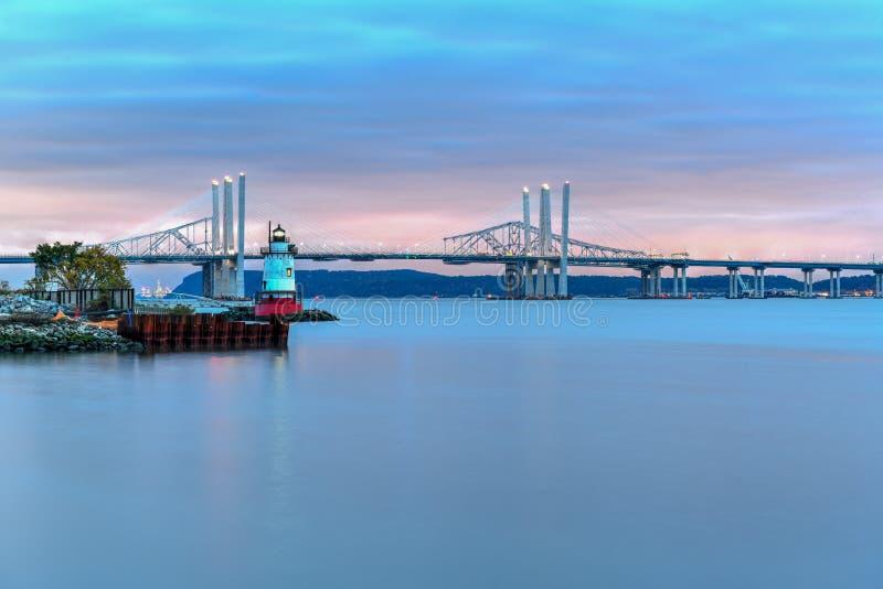 Pont de Tappan Zee - New York photo stock