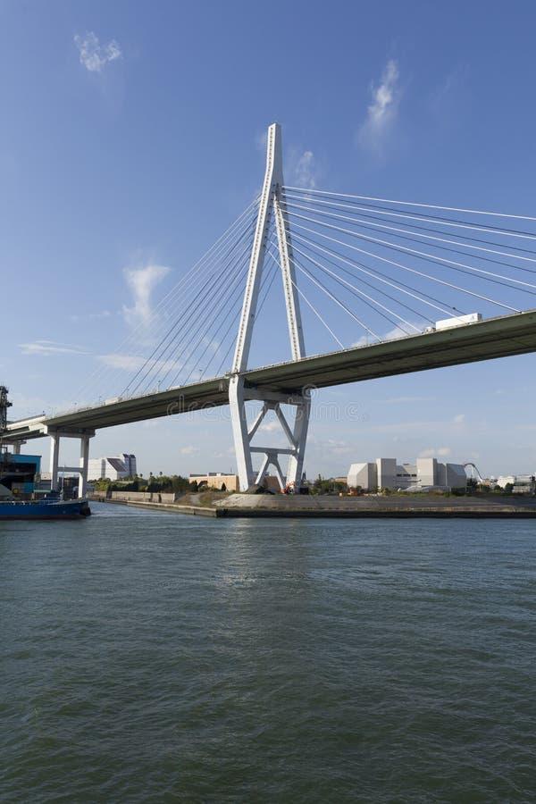 Pont de Tempozan photo libre de droits
