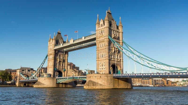 Pont de tour de Londres images libres de droits