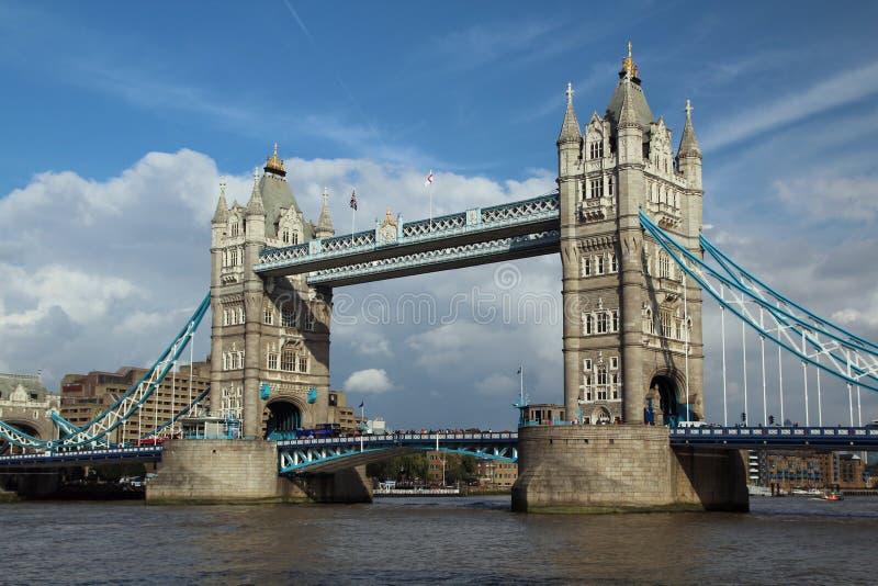 Pont de tour, Londres image stock