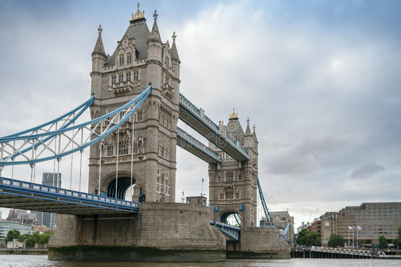Pont de tour, Londres images stock