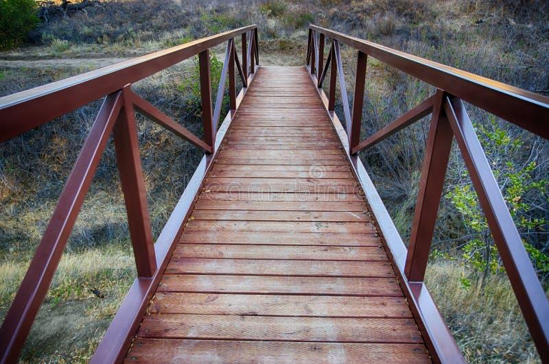 Pont de traînée photo libre de droits