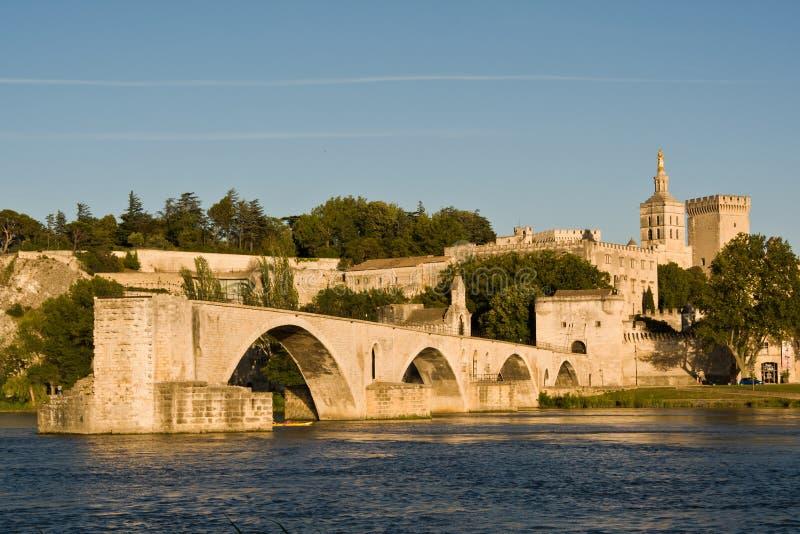 Pont du Avignon imagem de stock royalty free