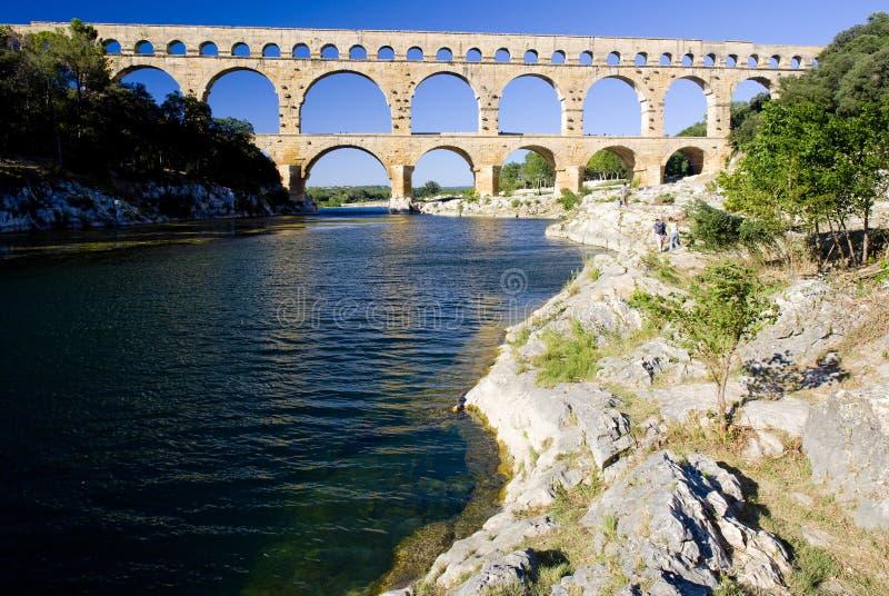 Download Pont du Gard stock photo. Image of exteriors, languedoc - 10410880