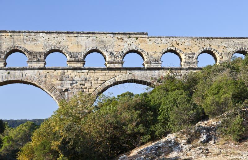 Download Pont du Gard stock image. Image of site, pont, arches - 23588713