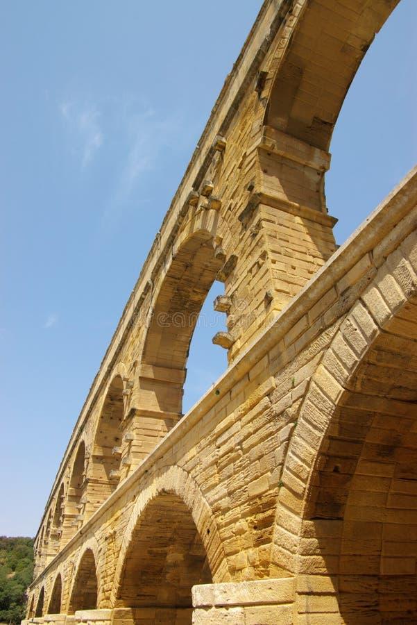 Free Pont Du Gard Bridge Fragment Stock Photo - 3304930