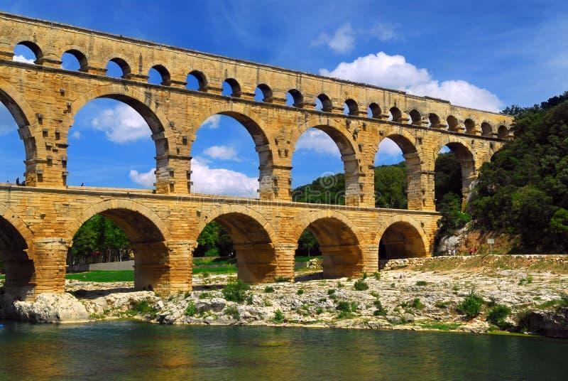 Download Pont Du Gard In Southern France Stock Image - Image: 4530845